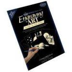 Kreatív hobby - Karcfólia, arany 6 db-os - 12x17 cm