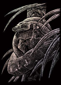 Kreatív hobby - Kígyó