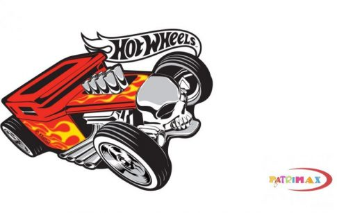 3D Falmatrica - Hot Wheels-Bone Shaker