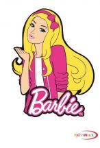 3D Falmatrica - Kiss Barbie