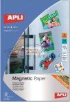 Kreatív hobby - Hűtőmágnes, nyomtatható - A4 - 8 lap/csom
