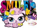 3D Falmatrica - Little Pet Shop-Smile