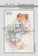 Esküvő, Fázisos 3D füzet