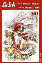 Karácsonyi télapó, Fázisos 3D füzet