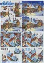 Téli Város, Fázisos 3D