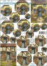 Romantikus ház 3D