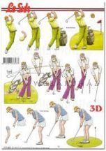Golf, Fázisos 3D