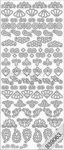 Ezüst Sarok és minták, Peel-Off