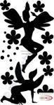 Fekete falmatrica - Tündéres #4