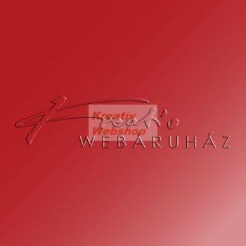 Metál fényű papír - LoveRed piros metálfényű papír 110gr, egyoldalas