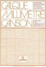 CANSON  MM-pausz 70g/m2 tömb, 50 ív A3