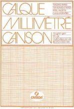 CANSON  MM-pausz 70g/m2 tömb, 50 ív A4