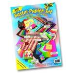 Kreatív hobby papír készlet - 323 részes
