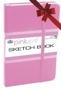 Kreatív hobby - PINK Vázlatkönyv