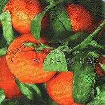 Narancsok a fán - Szalvéta