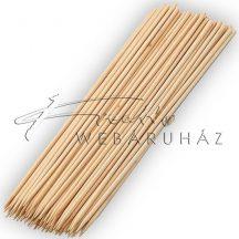 Festhető pálcikák csomagban, 24 cm hosszú - kb 100 db/csomag
