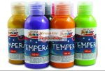 Kreatív hobby - Tempera festék 100 ml fekete