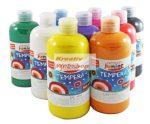 Kreatív hobby - Tempera festék 500 ml világoszöld