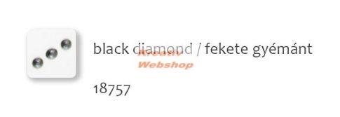 Gyöngytoll, 30 ml Fekete gyémánt