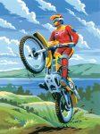 Kreatív hobby - Motocross