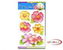 Pop-up Falmatrica - Virágok