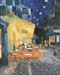 Kreatív hobby - Kávéházi terasz