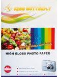 Fotópapír csomag, 20 lap, 230gr, A4 - tintasugaras nyomtatóhoz