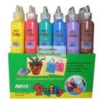 Puffadó festék készlet - Amos 6x22ml készlet