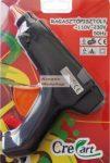 Egyszerű ragasztópisztoly, 8mm-es ragasztórúddal, 15W