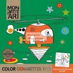 Kreatív hobby - Különleges járművek színező füzet matricákkal