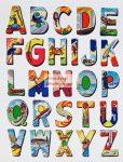 Kreatív hobby - Fa betűk, festhető, dekorálható 3D felirat, nagyméretű