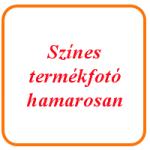 Kreatív hobby - Boríték - Ezüstfehér elegáns boríték 14x14 cm