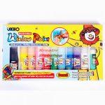 Kreatív hobby - Üvegmatrica festék készlet WP-20SE-9