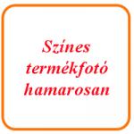 Soft Grip ecset - Macskanyelv ecset, White Taklon szőrrel - 12-es méret
