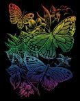Kreatív hobby - Pillangók