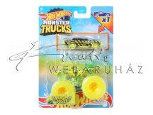 Kisautó - Hot Wheels truck + egy Hot Wheels kisautó