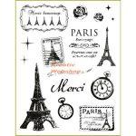 Szilikonnyomda - Párizsi romantika