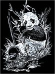 Kreatív hobby - Panda