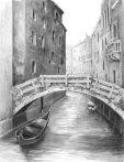 Kreatív hobby - Velencei híd