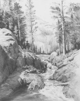 Kreatív hobby - Tó