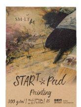 Festőtömb - SMLT START Painting Pad 300gr, 20 lapos A4