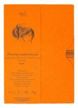 Vázlat- és festőtömb - SMLT Drawing authenticpad mappában - Mixed Media, 200gr, 40 lapos, A/4