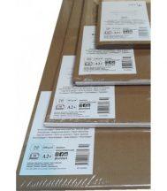 SMLT Ingres papír ívben A1+ (851 x 601 mm) 130g