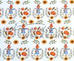 Kartonpapír - Őszi mozaik sormintás karton, madárijesztő, sütőtök és őszi motívumok,