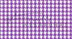 Kartonpapír - Lila-fehér, mini Pepita kocka mintás karton 29,5x20cm, 1 lap