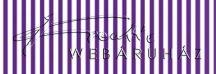 Kartonpapír - sötét lila, csíkos karton, 29,5x20cm, 1 lap