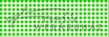 Kartonpapír - Kockás élénk/világos zöld karton, 29,5x20cm, 1 lap