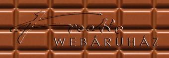 Kartonpapír - Csokoládé mintás, Karton, 1 lap