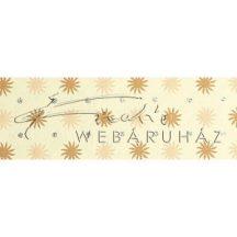 Dekorpapír - India style Tariq 01 motívum, kézzel készített  papír, bézs-barna