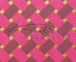 Dekorpapír - India style Rashmika 01 motívum, kézzel készített Natúr papír, rózsaszín-lila